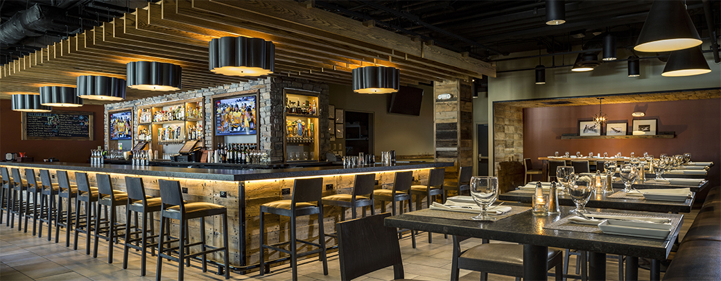 Killington Grand Resort Hotel - Preston's Bar & Restaurant