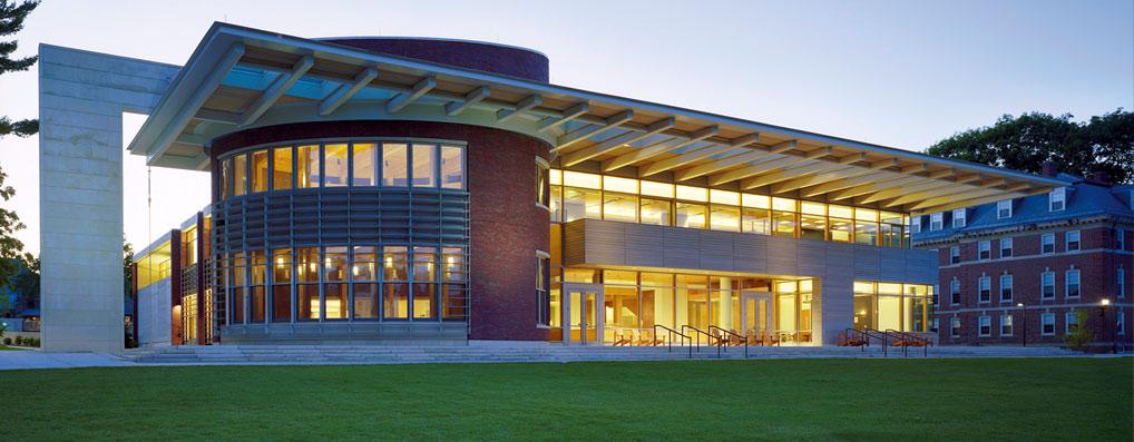 Paresky Student Center - Williams College