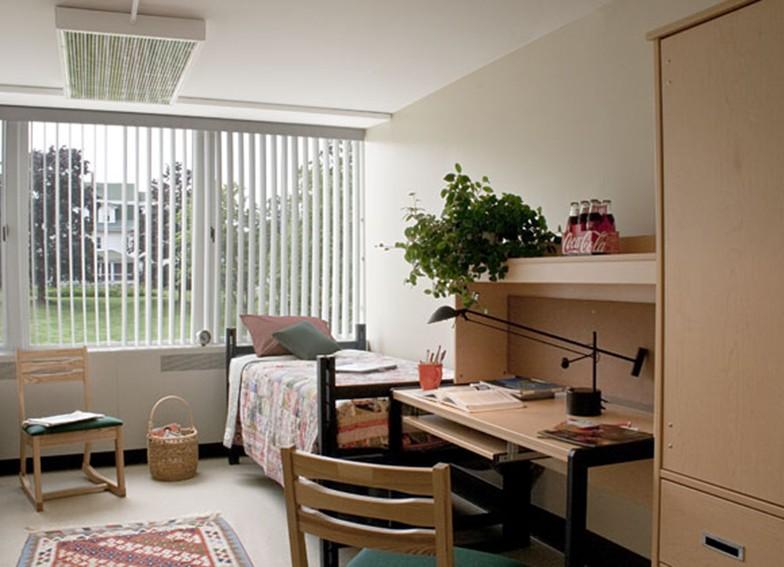 Uvm Mcauley Hall Dorm Room