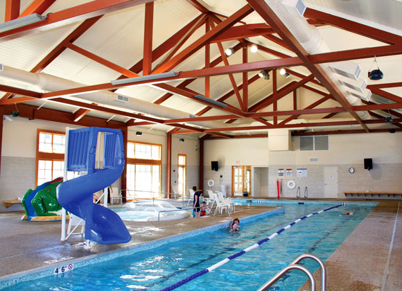 Breadloaf corporation okemo mountain resort for Ludlow hotels with swimming pool